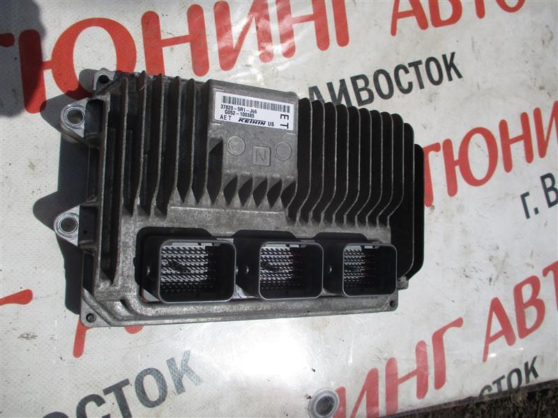 Блок управления efi Honda Fit GK5 L15B 2013 1267 37820-5r1-j66