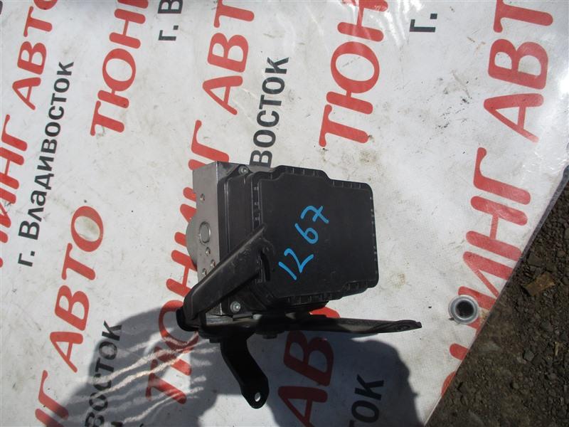 Блок abs Honda Fit GK5 L15B 2013 1267 3n25b-0044 5ac1a