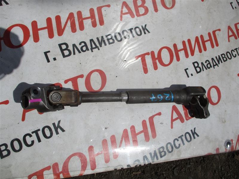 Рулевой карданчик Honda Fit GK5 L15B 2013 1267