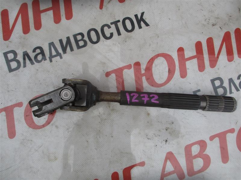 Рулевой карданчик Honda Crv RE4 K24A 2008 1272