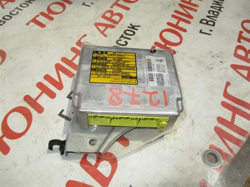 Блок srs Toyota Markii JZX110 1JZ-FSE 2003 1278 89170-22100
