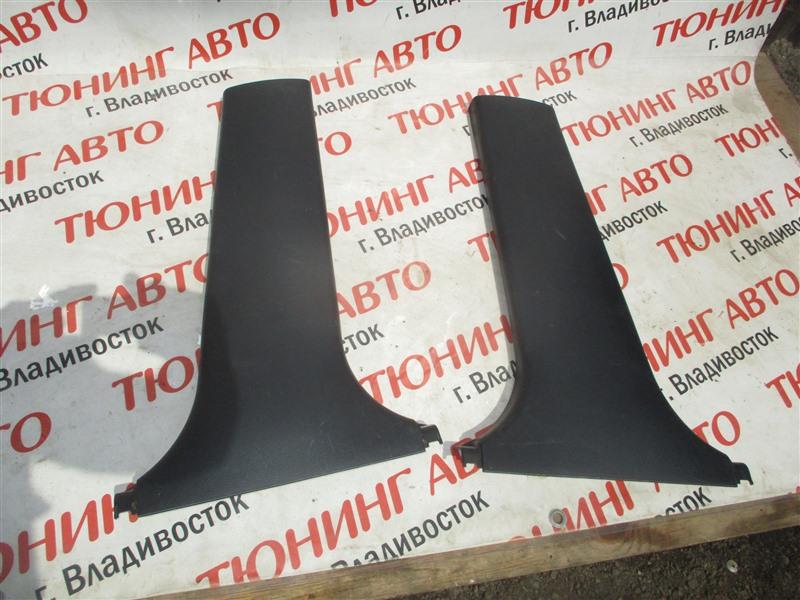 Накладка на стойку кузова Toyota Markii JZX110 1JZ-FSE 2003 1278