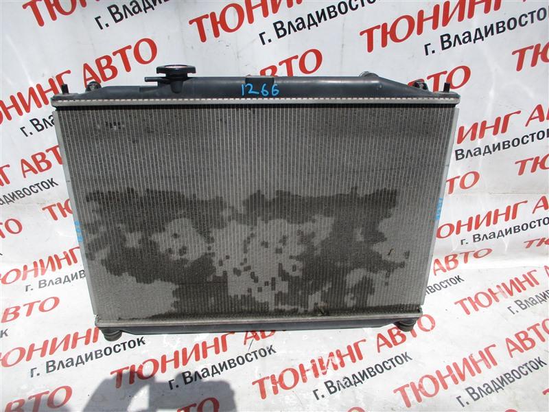 Радиатор основной Honda Stepwgn RK2 R20A 2010 1266