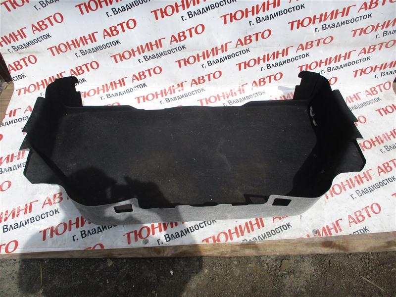 Пол багажника пластик Honda Stepwgn RK1 R20A 2010 1266