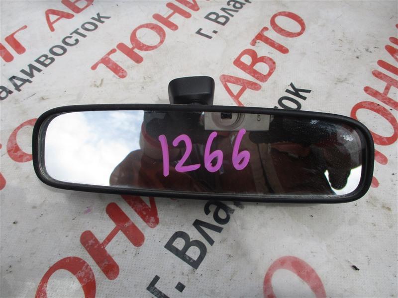Зеркало заднего вида Honda Stepwgn RK1 R20A 2010 1266