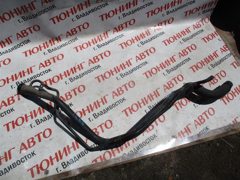 Горловина топливного бака Honda Stepwgn RK1 R20A 2010 черный pb81p 1266
