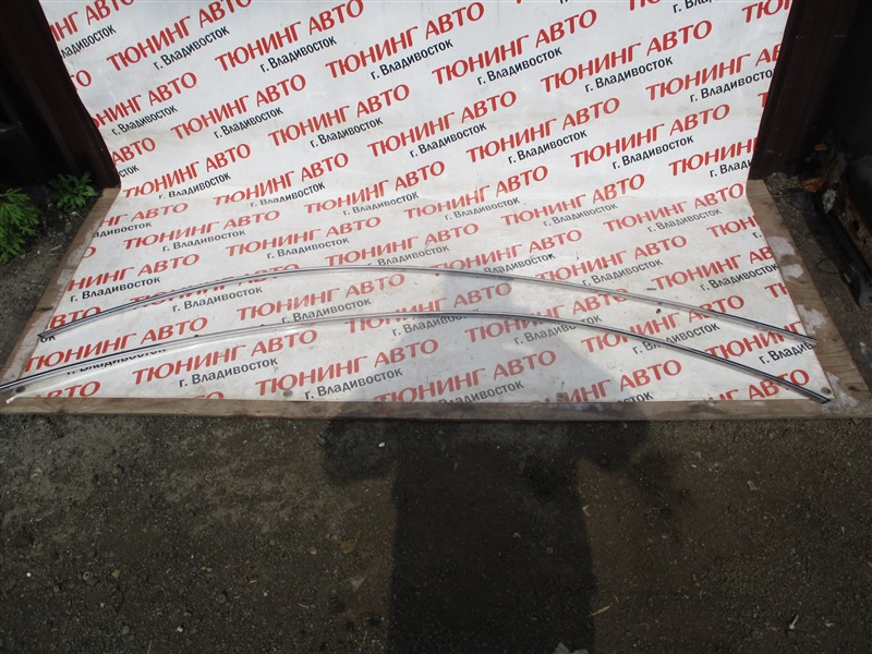 Молдинг на кузов Nissan Teana J32 VQ25DE 2008 серебро k23 1274