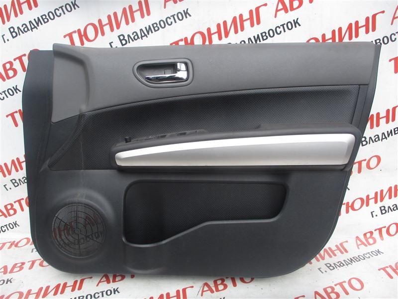 Обшивка дверей Nissan X-Trail NT31 QR25DE 2008 1276