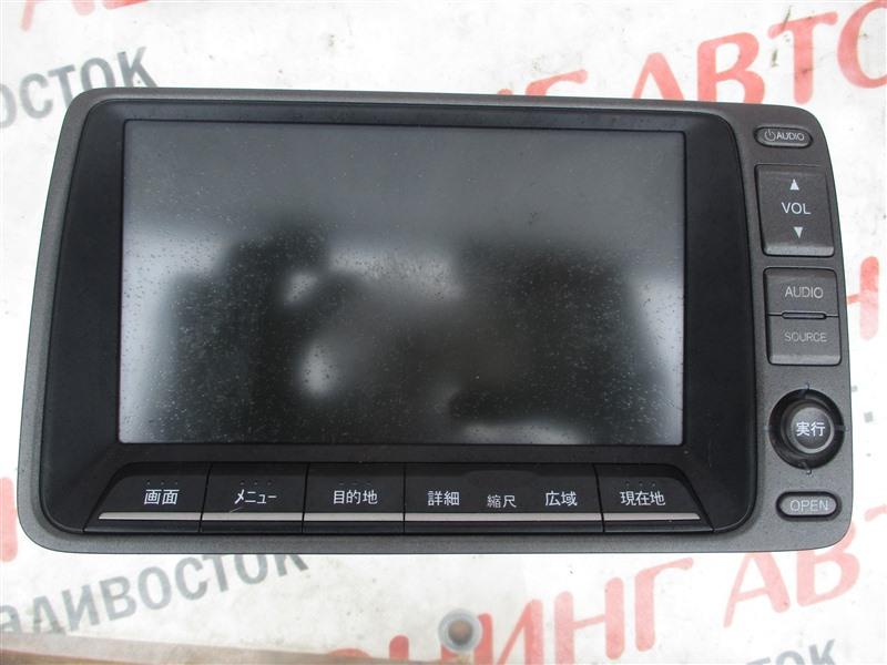 Монитор Honda Civic FD1 R18A 2005 1284