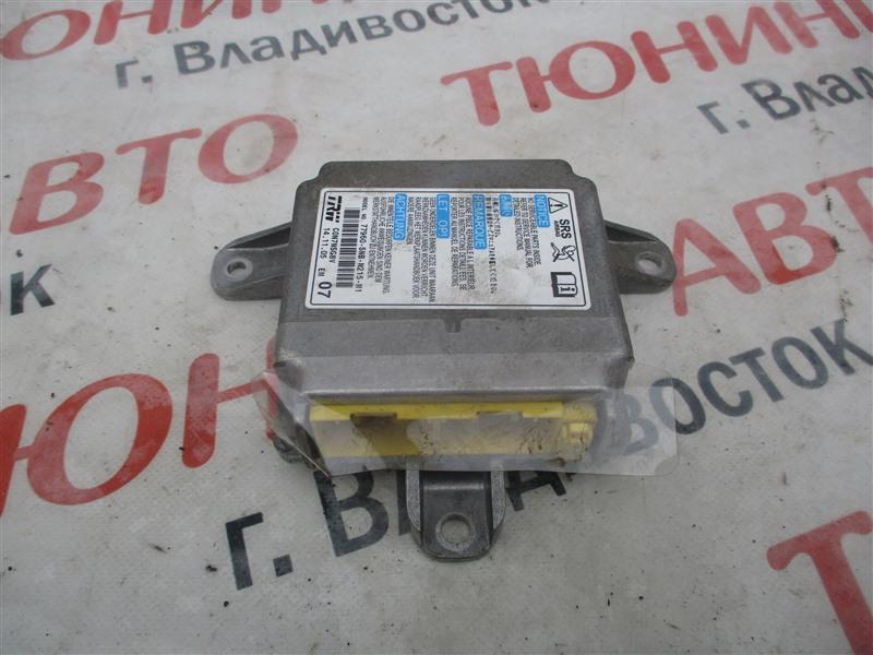 Блок srs Honda Civic FD1 R18A 2005 1284 77960-snb-n215-m1