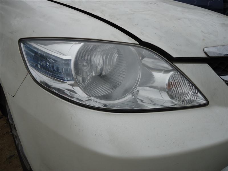 Фара Honda Fit Aria GD6 L15A 2006 правая 5659 1288