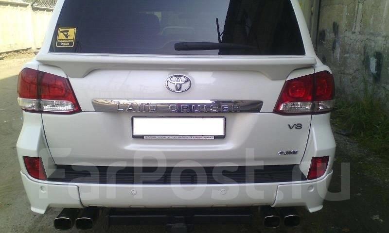 Ресничка Toyota Landcruiser UZJ200 2008 5050