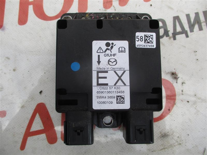 Блок srs Mazda Demio DY5W ZY-VE 2006 5wk4 3659 1287