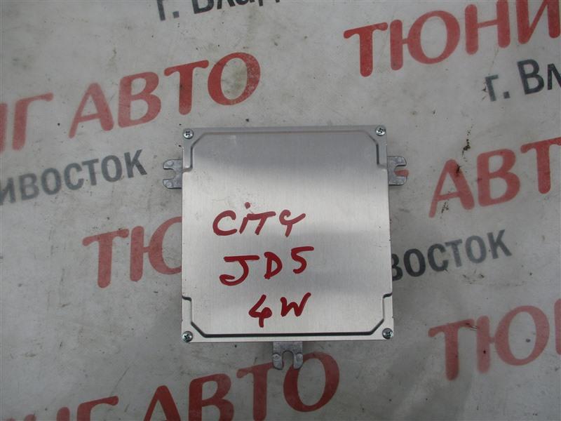 Блок управления efi Honda Fit Aria GD9 L15A 2006 1288 37820-reb-j51