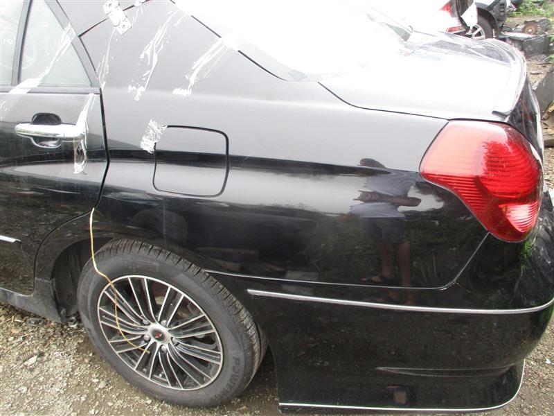 Крыло Toyota Verossa JZX110 1JZ-FSE 2001 заднее левое черный 202 1294