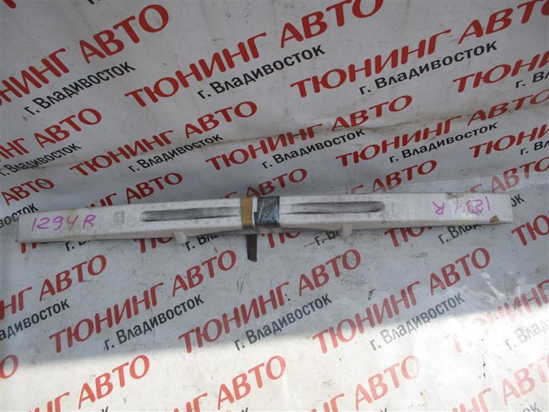 Жесткость бампера Toyota Verossa JZX110 1JZ-FSE 2001 задний 1294
