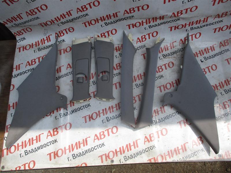 Накладка на стойку кузова Toyota Verossa JZX110 1JZ-FSE 2001 1294