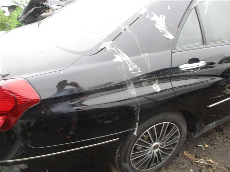 Rear cut Toyota Verossa JZX110 1JZ-FSE 2001 черный 202 1294