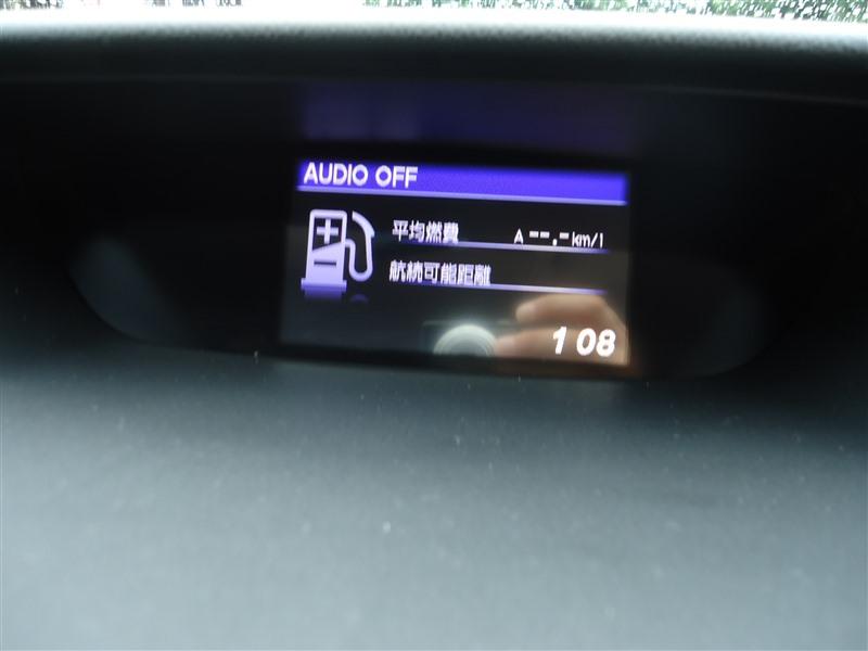 Монитор Honda Crv RM4 K24A 2012 1297