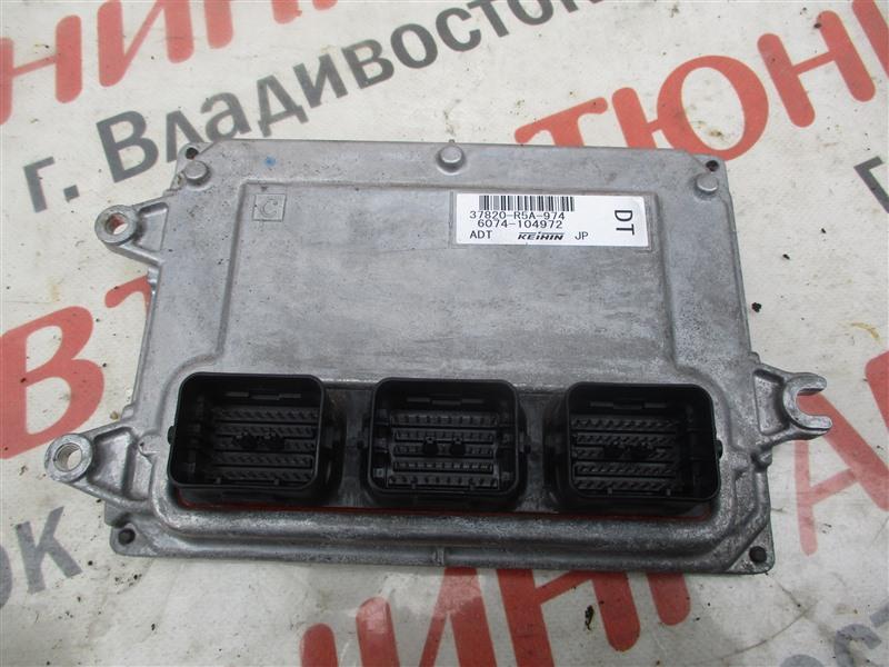 Блок управления efi Honda Crv RM4 K24A 2012 1297 37820-r5a-974