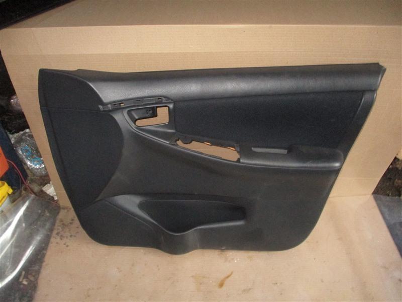 Обшивка дверей Toyota Corolla Fielder ZZE123 2ZZ-GE 2004 1296