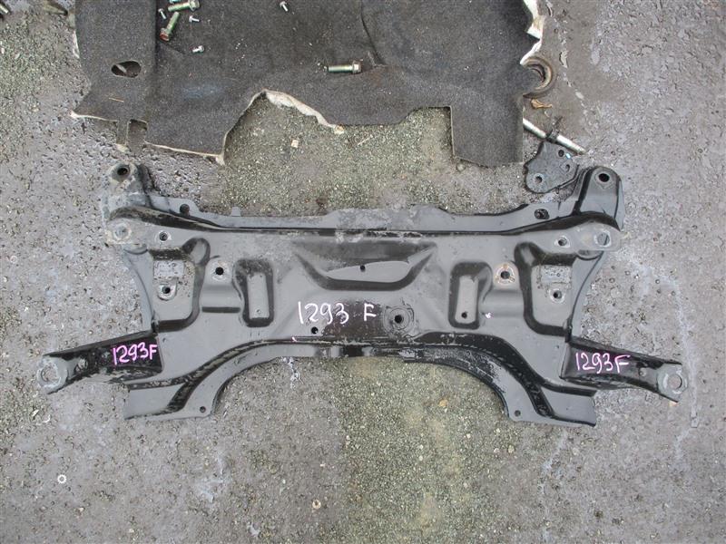 Балка под двс Toyota Ractis NCP120 1NZ-FE 2011 1293