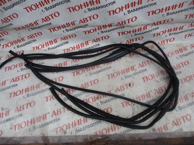 Уплотнительная резинка дверей Toyota Ractis NCP120 1NZ-FE 2011 1293