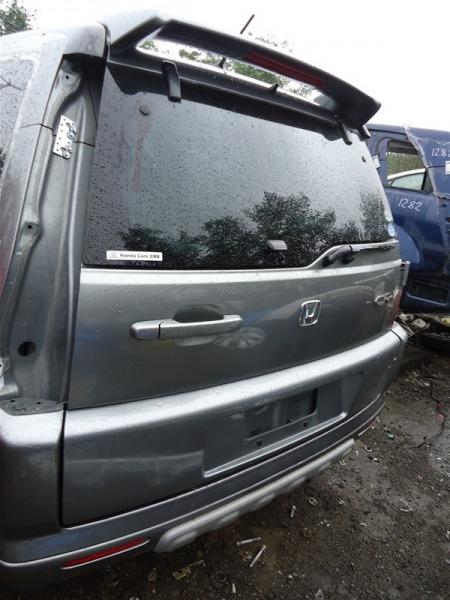Дверь 5-я Honda Crv RD7 K24A 2005 серый nh691m 1299
