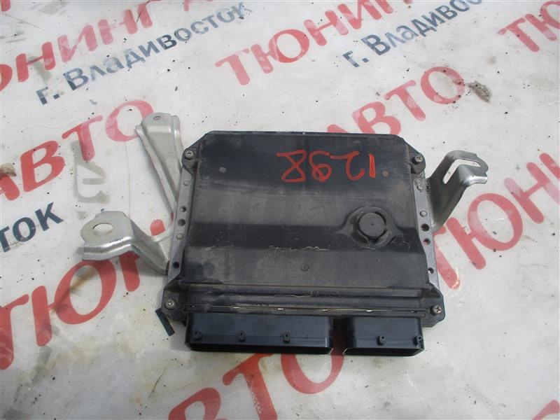 Блок управления efi Toyota Vitz NCP91 1NZ-FE 2006 1298т 89661-52b10