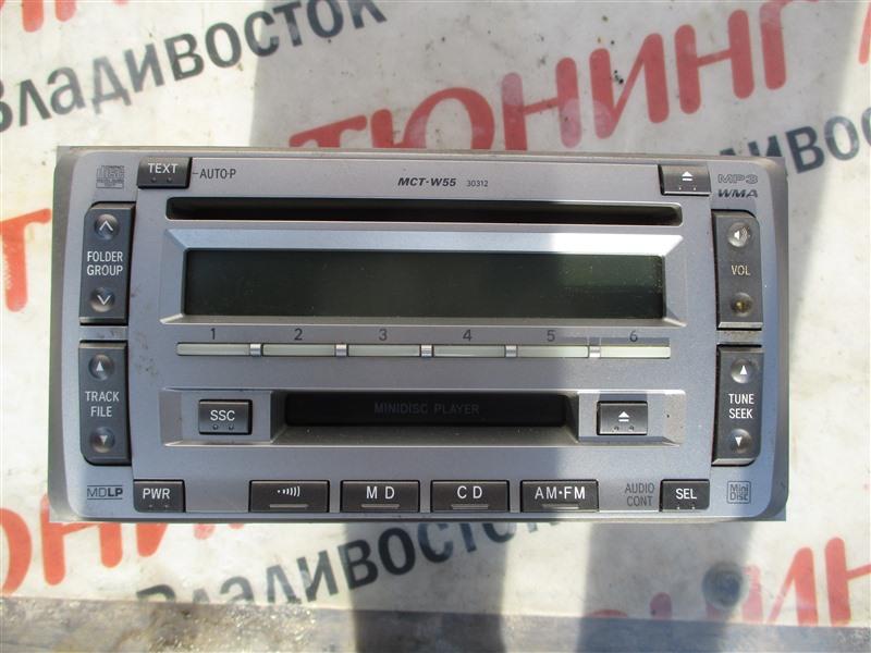 Магнитофон Toyota Vitz NCP91 1NZ-FE 2006 1298