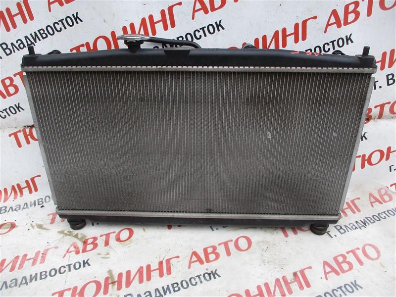 Радиатор основной Honda Cr-Z ZF1 LEA 2012 1295