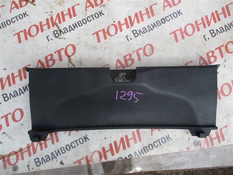 Накладка замка багажника Honda Cr-Z ZF1 LEA 2012 1295