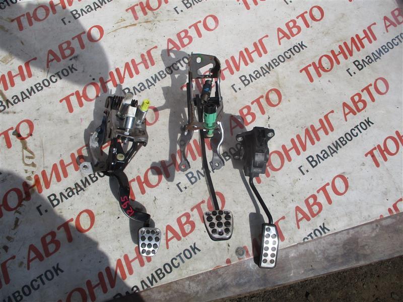 Педали Honda Cr-Z ZF1 LEA 2012 1295