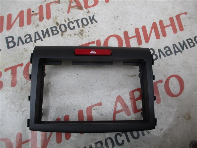 Консоль магнитофона Honda Crv RM4 K24A 2012 1297
