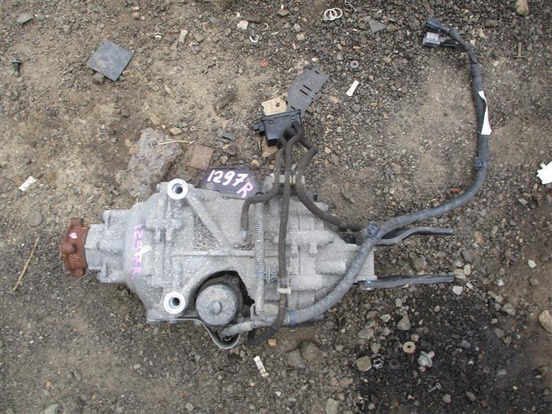 Редуктор Honda Crv RM4 K24A 2012 1297