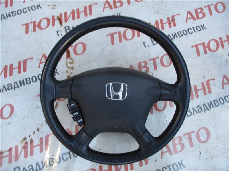 Airbag на руль Honda Crv RD7 K24A 2005 1299