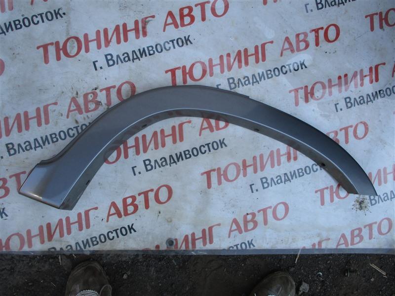 Накладка на крыло Honda Crv RD7 K24A 2005 задняя левая серый nh691m 1299