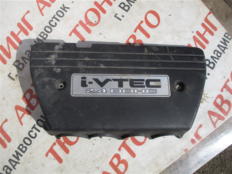 Пластиковая крышка на двс Honda Stepwgn RG4 K24A 2006 1252