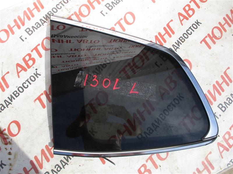 Стекло собачника Subaru Forester SJG FA20 2013 заднее левое 1301