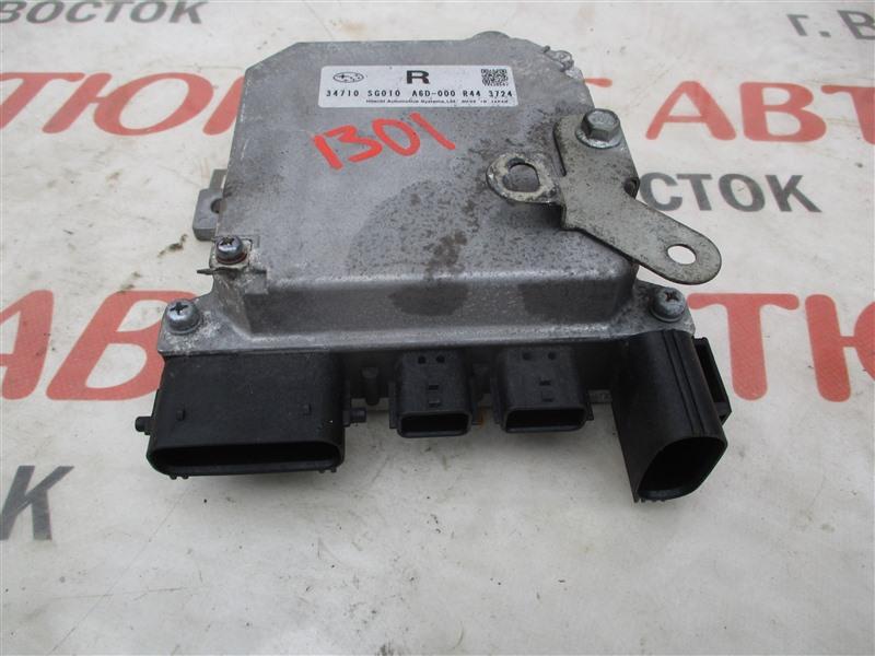 Блок управления рулевой рейкой Subaru Forester SJG FA20 2013 1301 34710sg010