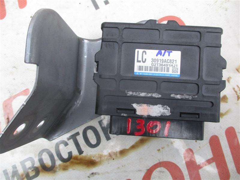 Блок управления автоматом Subaru Forester SJG FA20 2013 1301 30919ac821