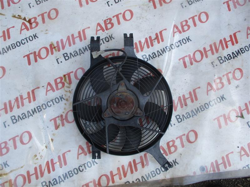 Вентилятор радиатора кондиционера Nissan X-Trail PNT30 SR20VET 2004 1305