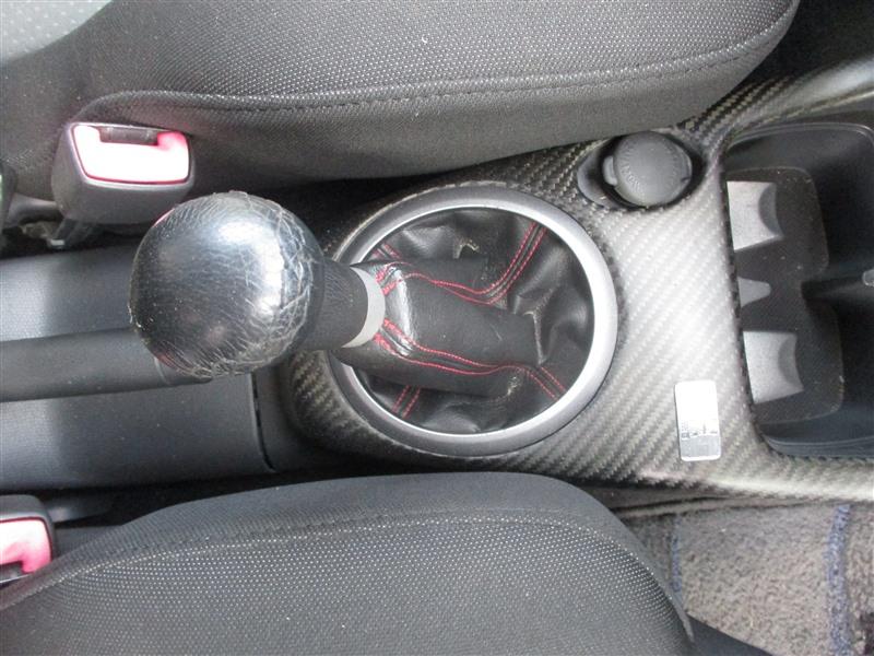 Чехол на ручку кпп Suzuki Swift ZC31S M16A 2008 1303