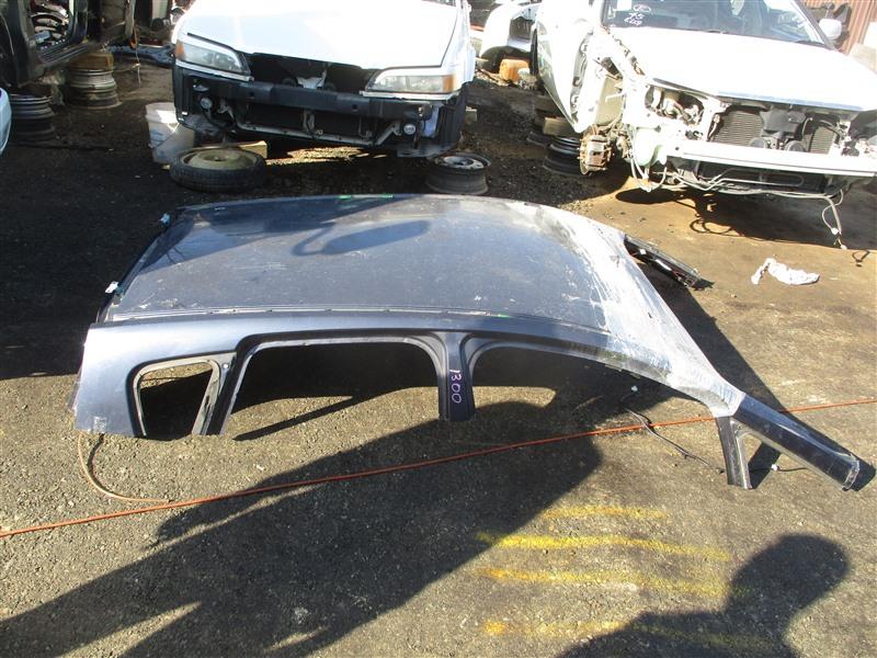 Крыша Mitsubishi Colt Z27A 4G15T 2007 синий t65 1300