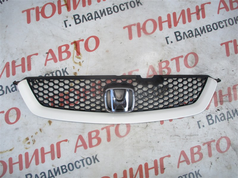 Решетка радиатора Honda Accord CL1 H22A 2001 1302