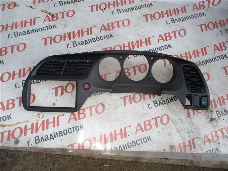 Консоль магнитофона Honda Accord CL1 H22A 2001 1302