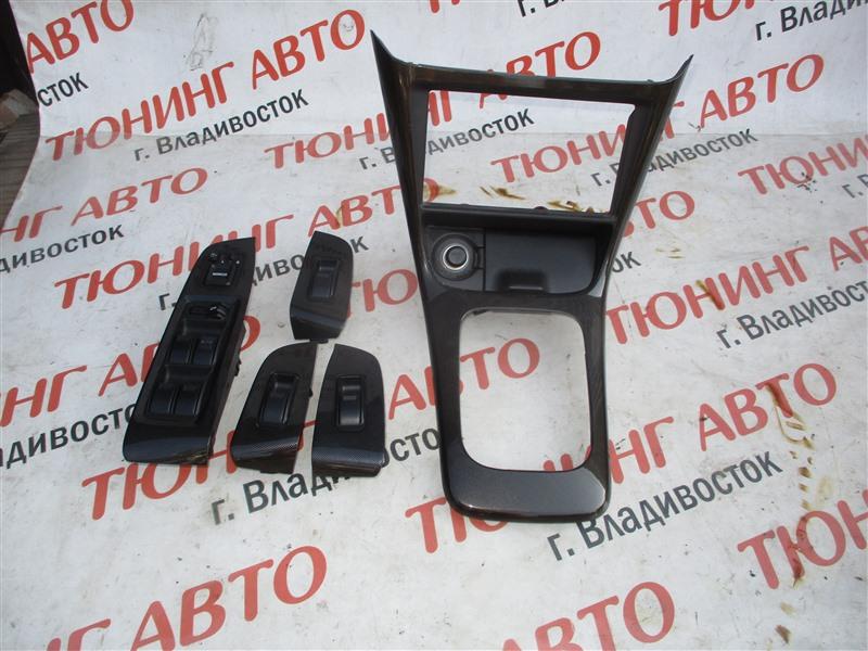 Консоль кпп Honda Accord CL1 H22A 2001 1302