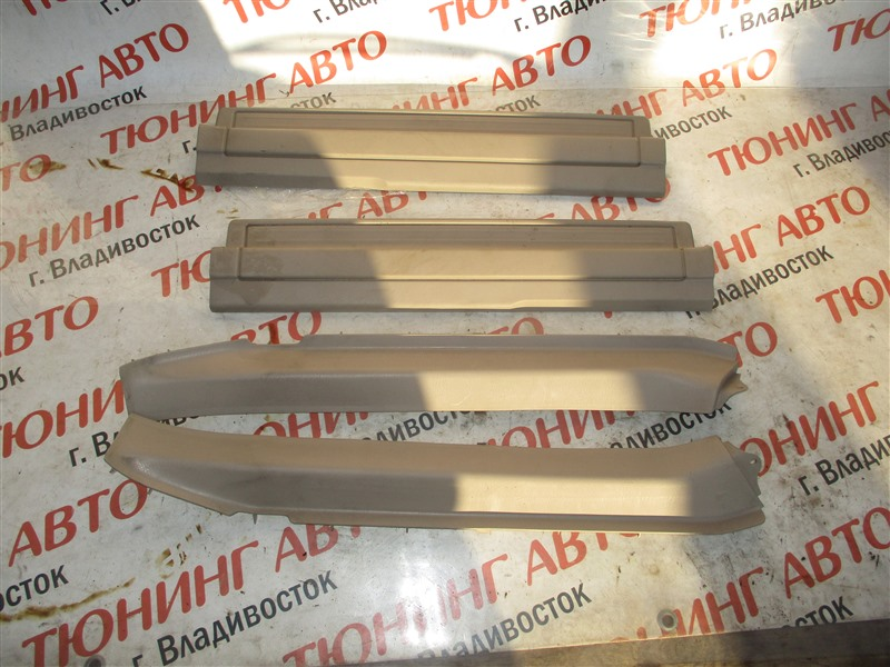 Накладка на порог Honda Inspire UA5 J32A 2001 1309