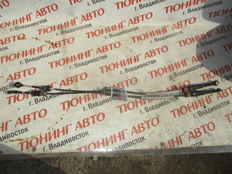 Трос переключения кпп Mazda Demio DE5FS ZY-VE 2009 1311