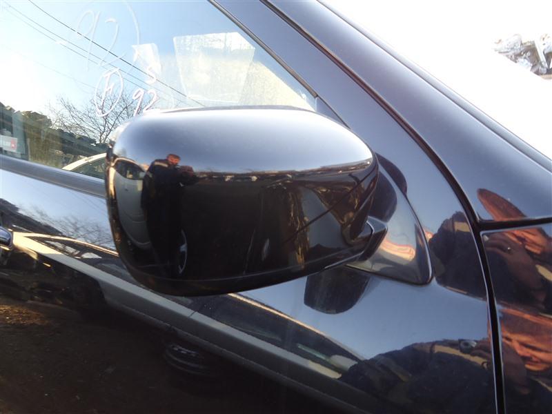 Зеркало Mitsubishi Airtrek CU5W 4G69MIVEC 2005 правое 5 контактов черный x42 1312